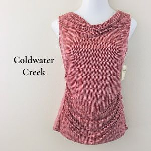 Coldwater Creek Soft Draping Tank